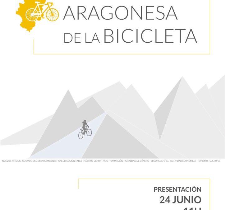 Presentación estrategia aragonesa de la bicicleta